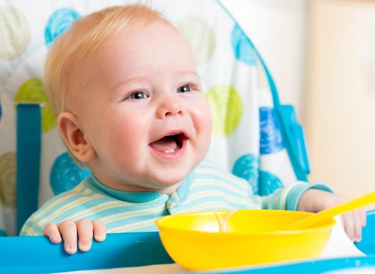 Perlengkapan Makan Bayi yang Aman