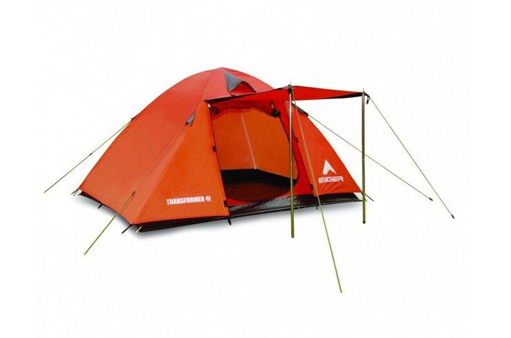 Review Tenda Eiger dari Para Pendaki