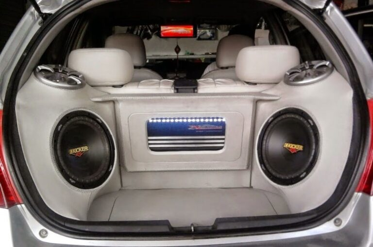 Langkah Memasang Sound System Mobil